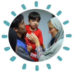 overseas medical missions in Iran