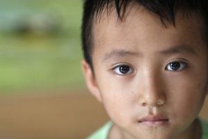 child from vietnam
