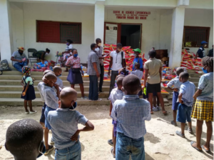 Haiti School Program USFC